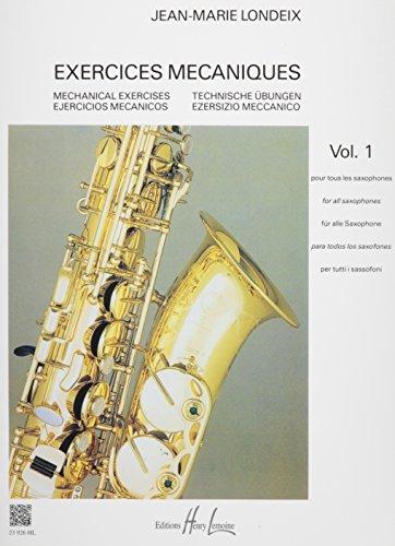 Exercices mécaniques Volume 1