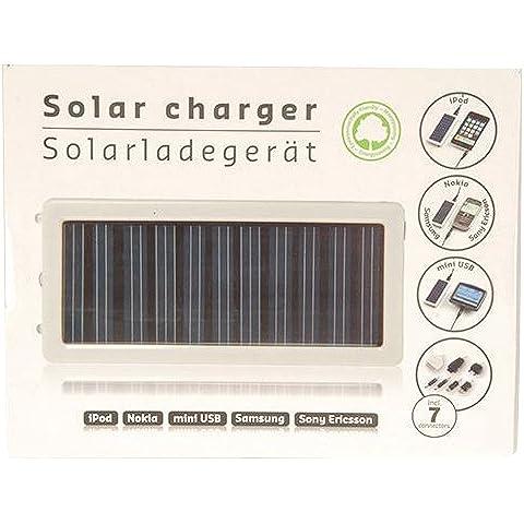 K2M - 38703 - Caricabatterie solare - 1200MAH - 7