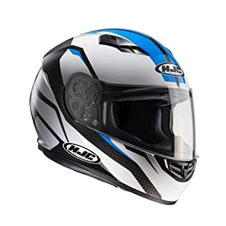 Talla XS HJC 13203006 Casco de Moto Negro Metal