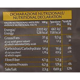 "Salati Preziosi Patatine ""le Gustose"", Gusto Paprika Dolce – 120 gr"