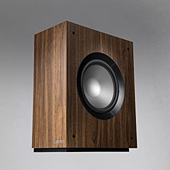 Jamo S 810 SUB 75W Black Walnut Subwoofer (75 W, 36-180 Hz, 150 W, 110 dB, 25.4 cm, 25.4 cm (10