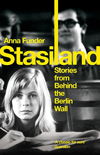 Stasiland by [Funder, Anna]