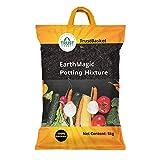 Trust Basket Enriched Earth Magic Potting Soil Fertilizer for Plants (5 kg, Multicolour)
