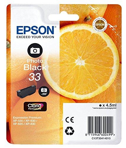 original-epson-cartouche-dencre-c13t33314010-t3331-t-3331-pour-epson-expression-premium-xp-530-black