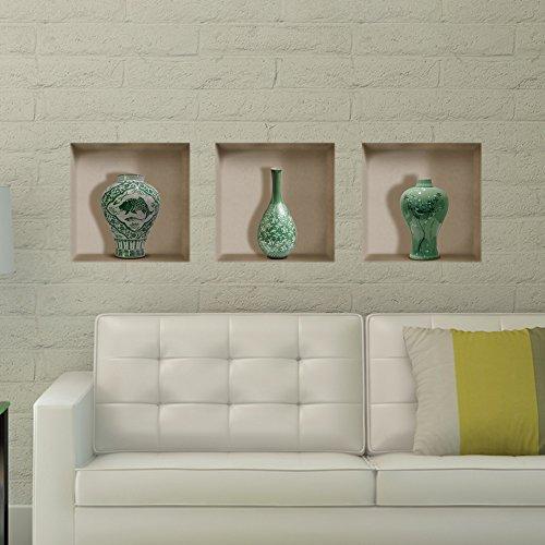 bluelover-wall-art-vaso-in-ceramica-3d-equitazione-lattice-parete-stickers-pag-rimovibile-griglia-ad