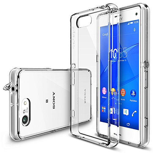 xperia-z3-compact-case-ringke-fusion-free-hd-film-dust-capdrop-protectioncrystal-view-case-shock-abs