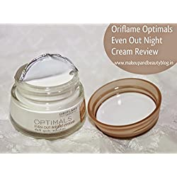 Oriflame Optimals EVEN OUT Night Cream - 50g