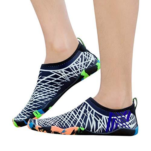 Unisex Sportschuhe Herren Damen Slipper Segelschuhe Outdoor Tauchen Schuhe Schwimmen Schuhe Yoga Schuhe Creek Schuhe Rutschfeste Laufschuhe Lässig Mokassins Freizeitschuhe,ABsoar