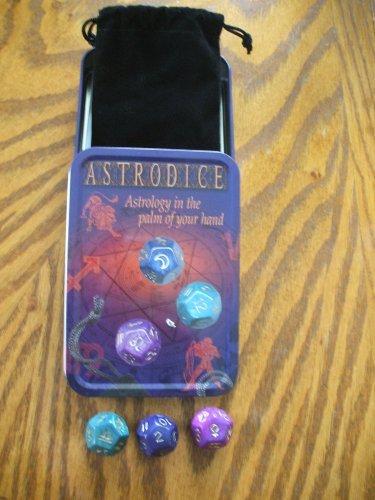 Koplow Games Astrodice: Astrologie Wahrsagerei Schicksal Würfel