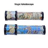 XINXUN Kinder Kaleidoskop Klassische Polygonales Spiegelspielzeug Lernspielzeug Kinder Dekompression Spielzeug Drehbar, 2 Stück hergestellt von Xinxun