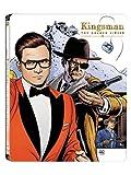 Locandina Kingsman: Il Cerchio D'Oro - Steelbook (2 Blu-Ray) - Esclusiva Amazon