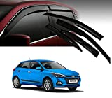 #10: Auto Pearl - Premium Quality Car Rain Wind Door Visor Side Window Deflector For - Hyundai I20 Elite 2018 - Set Of 4 Pcs