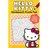 Hello Kitty Wordsearch Pad Series Four 1 Pack
