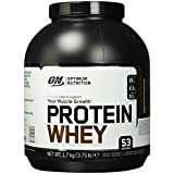 Optimum Nutrition Protein Whey Chocolate Milkshake, 1er Pack (1 x 1.7 kg)