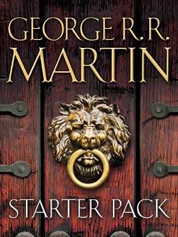 George R. R. Martin Starter Pack 4-Book Bundle: A Game of Thrones, Dreamsongs: Volume I, Fevre Dream, Armageddon Rag von [Martin, George R. R.]