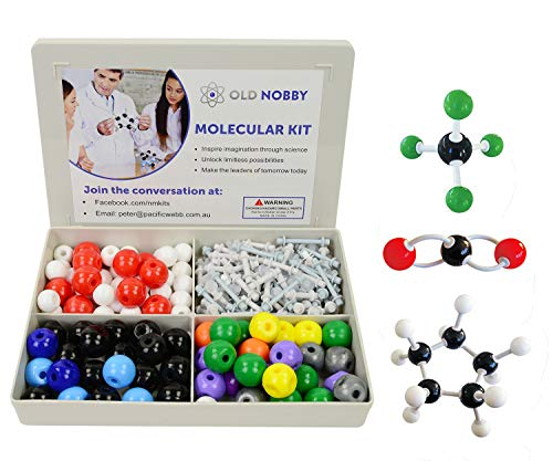 Molecular Model Kit 239piezas Juego química avanzada