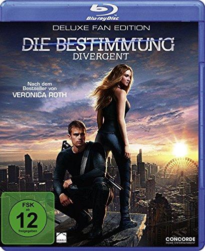 Die Bestimmung - Divergent [Blu-ray] (Twilight Blu Ray)