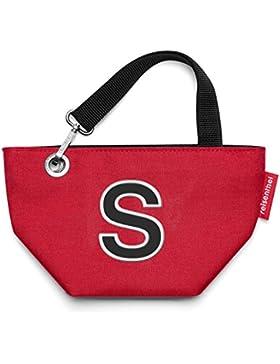 reisenthel mybag Kinderwagentasche Kidsbag Kids Schlüsseltasche Namenstasche Bag-in-Bag MY0218 - Buchstabe S
