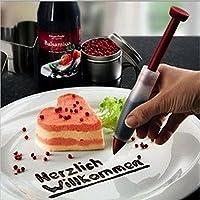 aliciashouse silicone biscotto Siringa torta panna tazza cioccolato decorazione penna