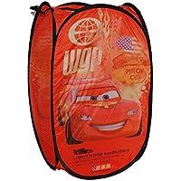 Preisvergleich für Unbekannt Aufbewahrungsbox Disney Cars Stoff mit Henkel für Kinder Auto Lightning Queen Junge Kiste Box Nylon