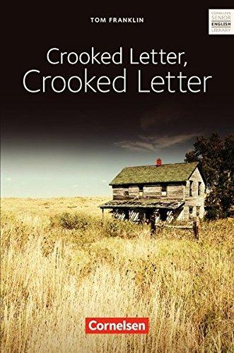 cornelsen-senior-english-library-literatur-ab-11-schuljahr-crooked-letter-crooked-letter-textband-mi