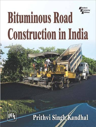 Bituminous Road Construction in India