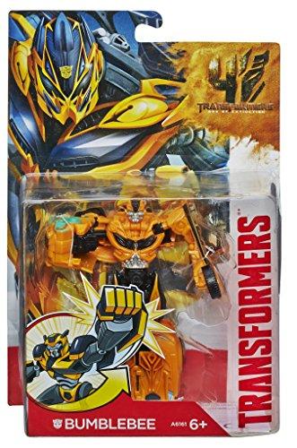 Hasbro A9857E24 - Transformers Movie 4 Deluxe Attackers Bumblebee, (Kostüme Movie B)