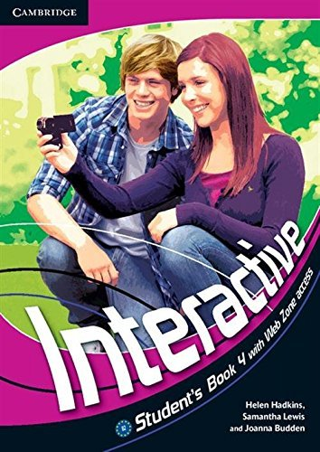 Interactive Level 4 Student's Book with Web Zone Access by Helen Hadkins (2012-05-07)