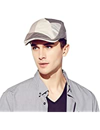 Kenmont hommes d'été mâle chauffeur de taxi gavroche bouchon de lierre pic pare-soleil chapeau