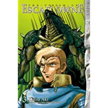 Vision Of Escaflowne, The Volume 3: v. 3 by KATSU AKI (15-Nov-2004) Paperback