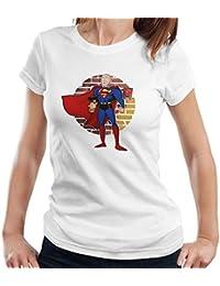 Superman One Punch Man Women's T-Shirt
