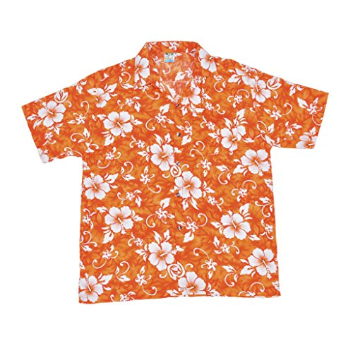 BFD-Camisa-Casual-Button-Down-Floral-Clsico-Para-Hombre