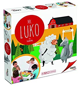 Cayro-883-Mr Luko-Juego de Tablero