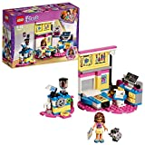 #9: Lego Friends Olivia's Deluxe Bedroom Building Blocks for Girls 6 to 12 Years (163 pcs) 41329