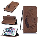 BONROY® Magnetic Flip Cover for Apple iPhone 6s - Best Reviews Guide