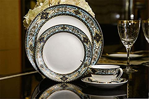 Im europäischen Stil Scheibenplatte britischen Luxus im europäischen Stil Bone
