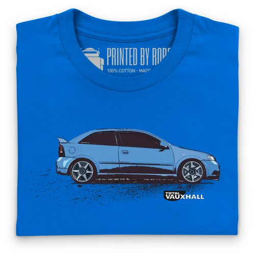 BlueAstraGsi T-Shirt, Herren Royalblau