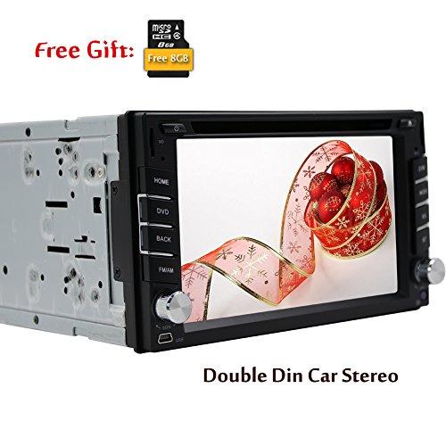 Doppel-din-gps Dvd-spieler (Eincar 6.2