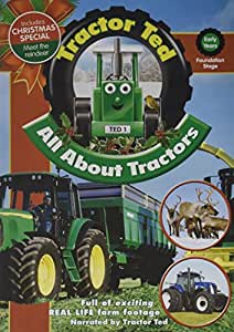 Tractor Ted - All About Tractors Christmas Special DVD