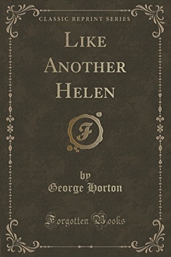 Like Another Helen (Classic Reprint)