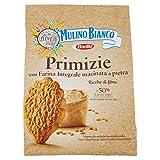 Mulino Bianco Biscotti Frollini Primizie, Colazione Ricca di Gusto - 700 gr
