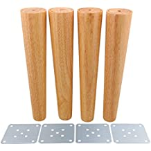 Gambe Tornite In Legno Per Tavoli.Amazon It Gambe Per Tavoli Legno