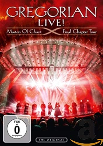 Gregorian - LIVE! Masters of Chant - Final Chapter Tour [DVD+CD]