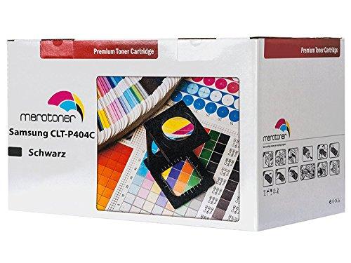 Preisvergleich Produktbild Toner kompatibel zu Samsung CLT-P404C, Samsung Xpress 430 Series / 430C / 430 W / 480 Series / 480 FN / 480 FW / 480 W - Schwarz 1.500 Seiten