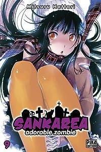 Sankarea : Adorable Zombie Edition simple Tome 9