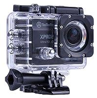 TECTECTEC XPRO2: LA NOUVELLE CAMERA SPORT 4K ULTRA HD WIFI   NOUVEAUTE: Vous avez aimé la XPRO1? Vous allez adorer la XPRO2! Sortie fin novembre 2015, l'action cam XPRO2 de TecTecTec est une caméra de sport WiFi 4K Ultra HD dernière génération idéale...