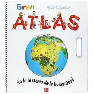 Gran Atlas de la historia de la humanidad (Para aprender más sobre)