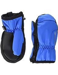 Degré 7 Kid Starz Moufles de Ski Mixte Enfant, Bleu, FR : 5 Ans (Taille Fabricant : 4/5)