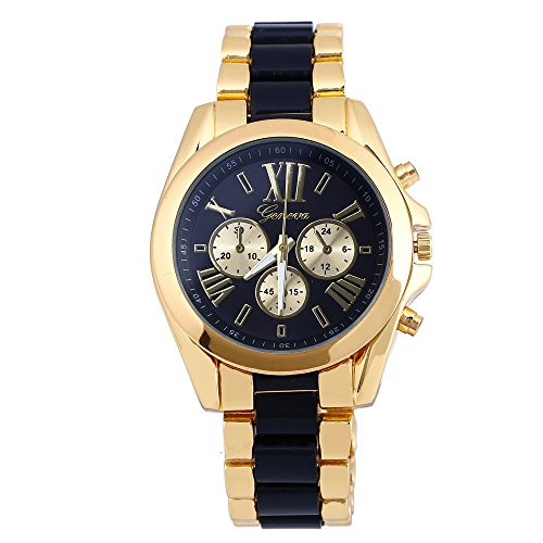 geniessen-armbanduhren-chronograph-uhr-golden-edelstahl-uhrarmband-herrn-business-watch-4