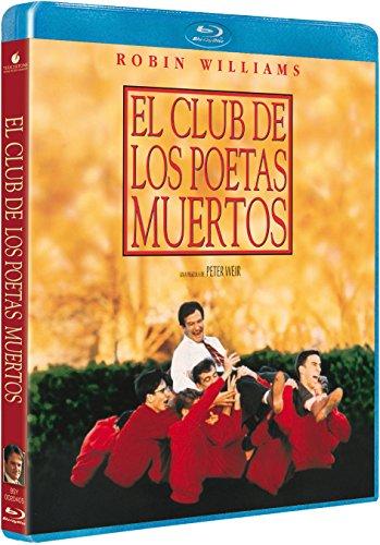 El club de los poetas muertos [Blu-ray] 518c6JkHeYL